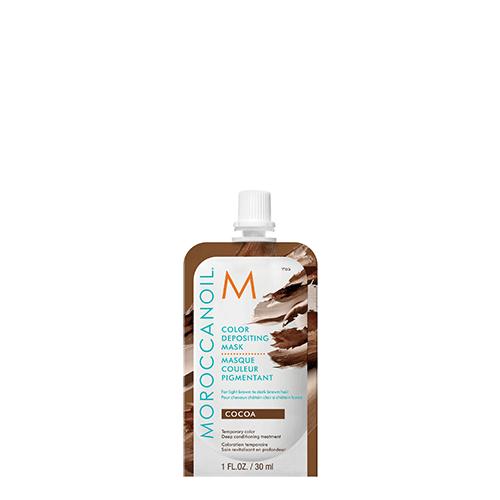 MOROCCANOIL: Color Depositing Mask Cocoa (30ml)