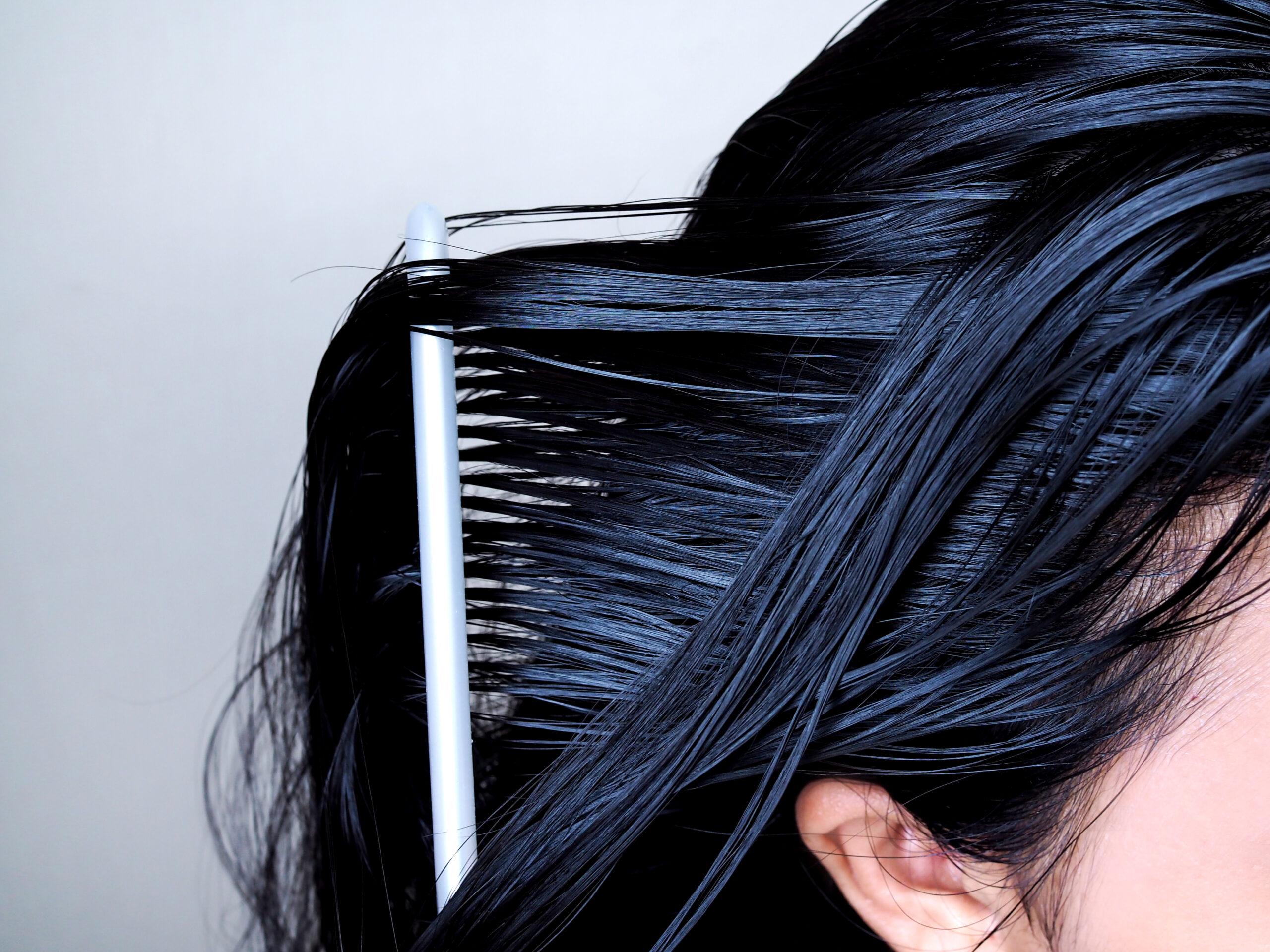 mastni lasje